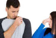درمان بوی عرق