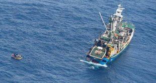 واژگونیِ مرگبار کشتی گردشگری در آبهای آمریکا