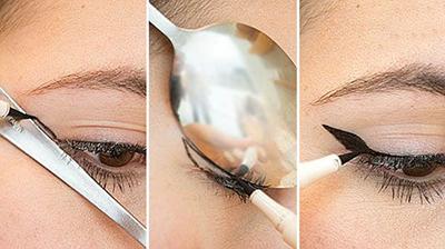 Photo of چطور با استفاده از «قاشق» آرایش کنیم؟