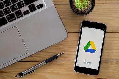 حذف یک تصویر از دستگاه بدون حذف آن از گوگل درایو