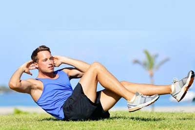 چهار روش برای خوش فرم کردن سریع عضلات شکم