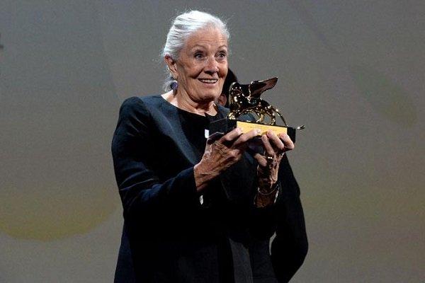 شیر طلای ونیز به ونسا ردگریو اهدا شد/ استقبال از «اولین مرد»