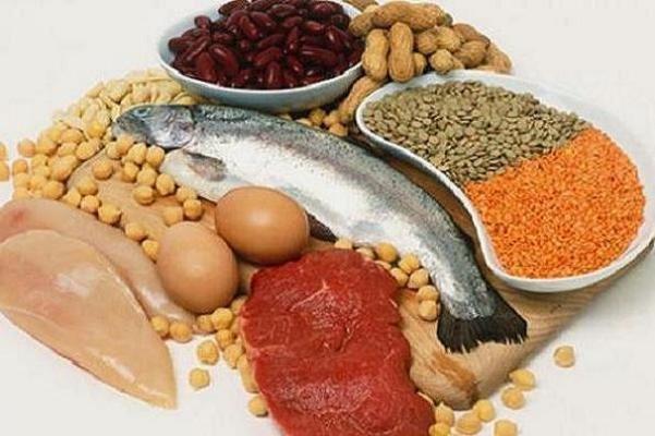 مصرف بالای پروتئین به احساس سیری کمک می کند