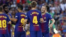 تغییرات جالب در شماره پیراهن بازیکنان بارسلونا
