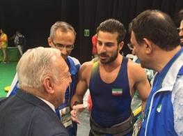 Photo of کیانوش رستمی از تیم ملی وزنهبرداری خط خورد