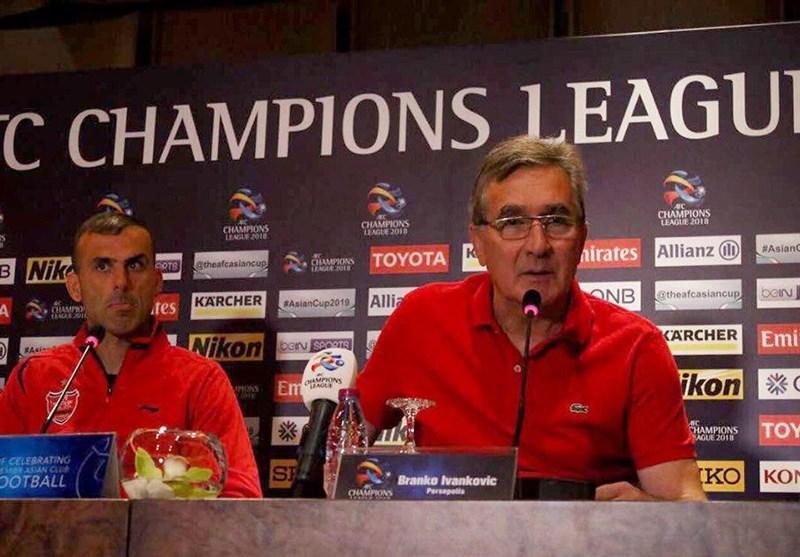 برانکو: میدانیم بازی سختی مقابل بهترین تیم آسیا پیش رو داریم/ این الدحیل با تیمی که شکستش دادیم کاملاً متفاوت است
