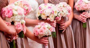انواع مدل دسته گل عروس