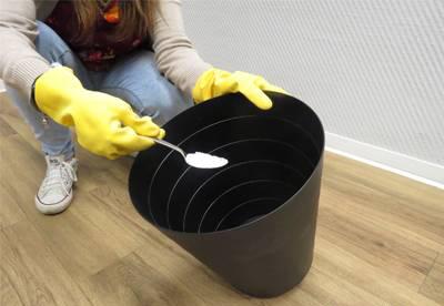 تکنیک های نظافت در خانه