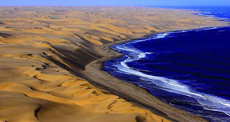 صحرای نامیب؛ یک بیابان ساحلی در جنوب آفریقا