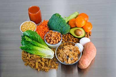 رژیم غذایی ویژه برای مبارزه با اضطراب!