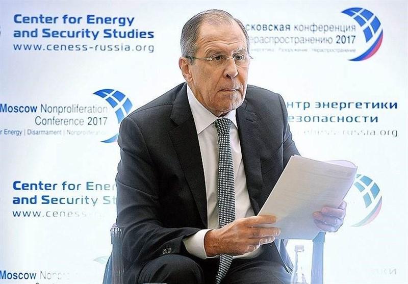 لاوروف: روسیه شواهد محکمی درباره حملات شیمیایی تحریکآمیز در سوریه به سازمان ملل داده است