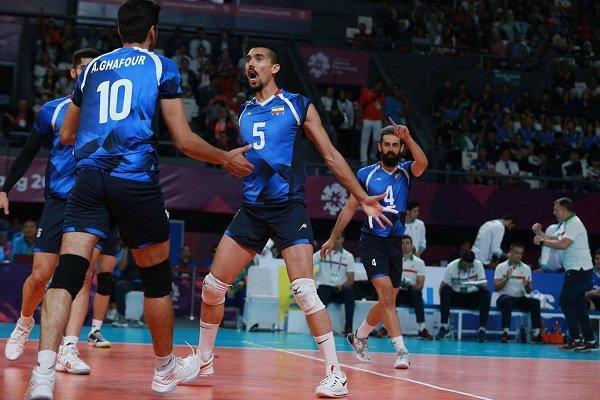والیبال ایران قهرمان بازیهای آسیایی شد/ پایان کار کاروان ایران با 20 طلا