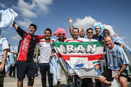 Photo of درخواست آرژانتین و کلمبیا برای دیدار با تیم ملی فوتبال ایران