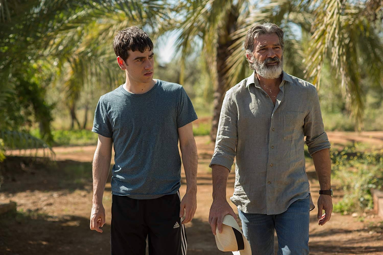 بازگشت آنتونیو باندارس با فیلم سینمایی «خود زندگی»
