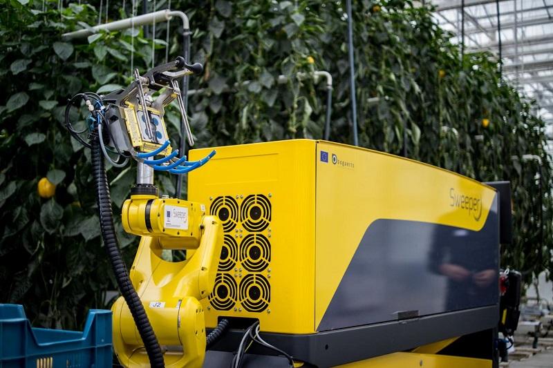 Photo of پیشرفته ترین ربات کشاورز جهان ساخته شد