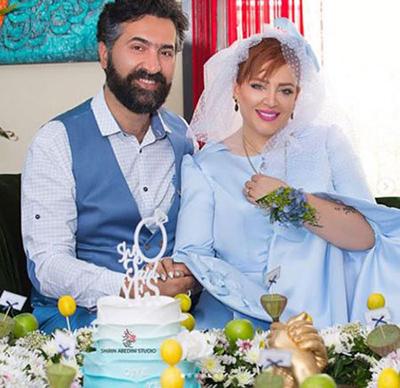 تیپ و استایل چهره های ایرانی؛ بهاره رهنمای عروس و علیرام عصبانی