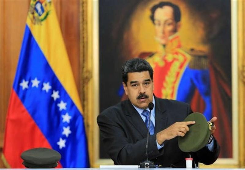 مادورو: تمام نفت ونزوئلا با ارز مجازی پترو فروخته میشود