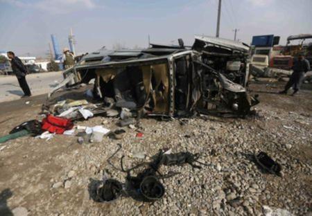 سازمان ملل: ۲۳ غیرنظامی افغان در حمله اخیر آمریکا در هلمند کشته شدند