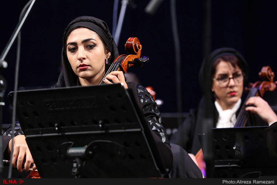 ارکستر رتوریک (+تصاویر)
