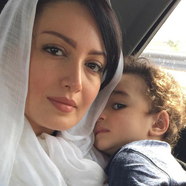 خشم شیلا خداداد از انتشار خبر به دنیا آمدن فرزندانش در آمریکا / عکس