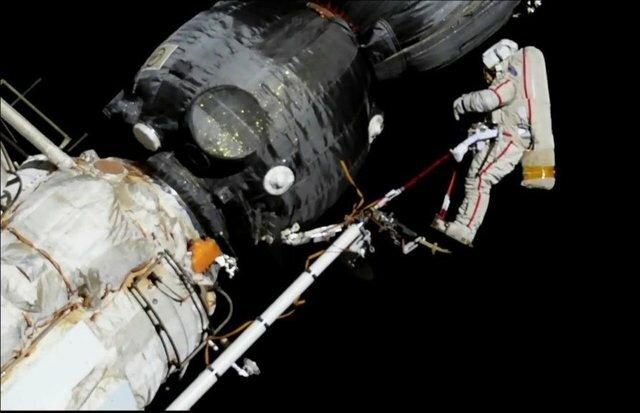 علت ایجاد حفره در فضاپیمای سایوز مشخص شد
