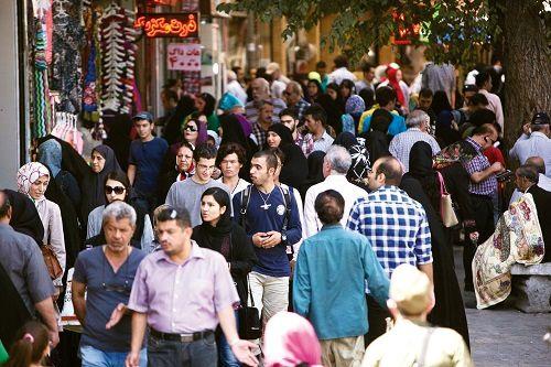 Photo of پیش بینی جمعیت ایران در ۲۰۲۲