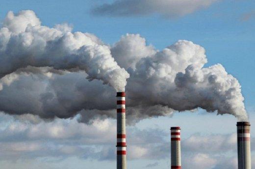 ساخت پودری از کربن که دی اکسید کربن کارخانهها را جذب میکند