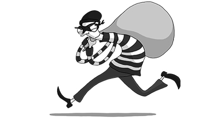 طنز/ شما بگید: آیا همه دزدن؟