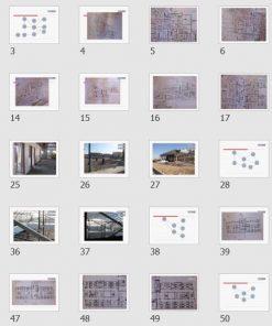 """پاورپوینت نقشه""""بیمارستان قزوین"""" 67 اسلاید"""