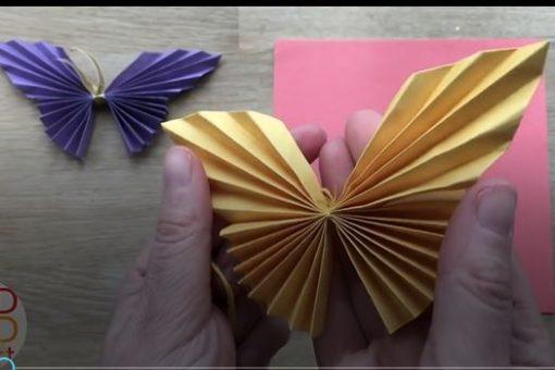 خرید فیلم آموزش اوریگامی پروانه