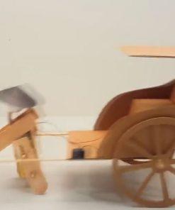 خرید فیلم آموزش ساخت ربات حمل کننده گالیسکه