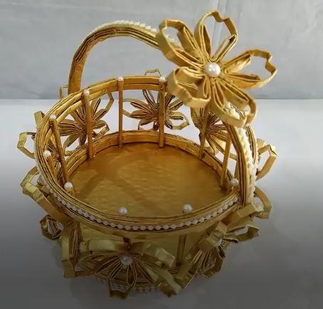 ساخت سبد طلایی