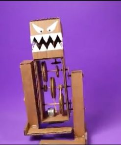ساخت ربات ترسناک
