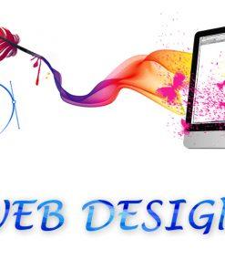 طراحی صفحات وب