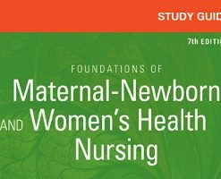 Foundations of Maternal-Newborn