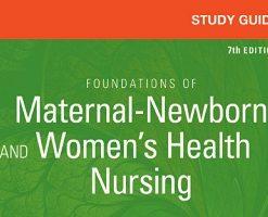 Foundations of Maternal-Newborn