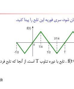 آموزش ریاضیات مهندسی