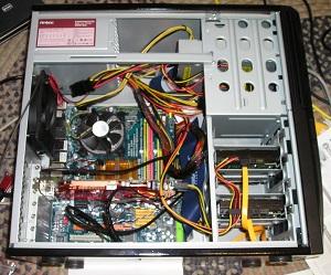 تعمیرات و اسمبل کامپیوتر