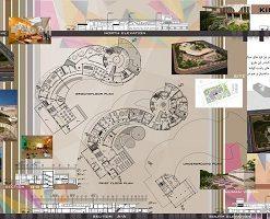 پروژه طراحی خانه کودک