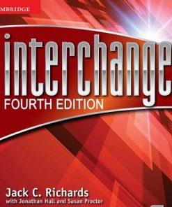 دانلود مجموعه کتاب های interchange 4th edition