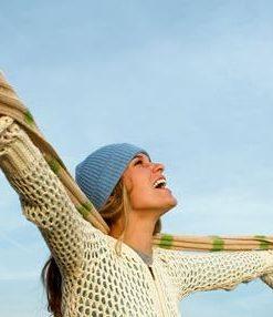 زنان شاد و خلاص شدن از افسردگی