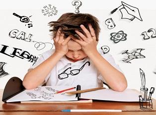اختلال خواندن،نوشتن،یادگیری و ریاضی