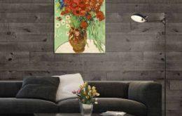 تابلو شاسی طرح گل های داوودی کد ART-1121_5da17dc45ece5.jpeg