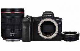 دوربین دیجیتال بدون آینه کانن مدل EOS R به همراه لنز EF 24-105mm و Mount Adapter EF-EOS R                             Canon EOS R / RF 24-105mm f/4L IS USM Lens / Mount Adapter EF-EOS R_5d95d3a724f0f.jpeg