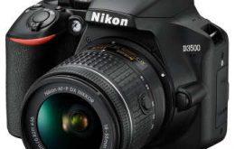 دوربین دیجیتال نیکون مدل D3500 به همراه لنز ۱۸-۵۵ میلی متر VR AF-P                             Nikon D3500 Digital Camera With 18-55mm VR AF-P Lens_5d95d3fdcc499.jpeg