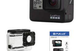 دوربین فیلم برداری ورزشی گوپرو مدل HERO7 Black Quick Stories به همراه لوازم جانبی پلوز Gopro HERO7 Black Quick Stories Action Camera With Puluz Accessory_5d94f44868dfc.jpeg