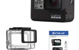 دوربین فیلم برداری ورزشی گوپرو مدل HERO7 Black Quick Stories به همراه لوازم جانبی پلوز Gopro HERO7 Black Quick Stories Action Camera With Puluz Accessory_5d94f45d5522d.jpeg