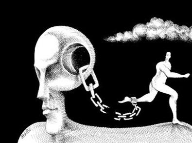 کنترل ذهن از افکار