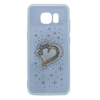 Photo of کاور سی گود طرح Heart مدل GD-01 مناسب برای گوشی موبایل سامسونگ Galaxy S6 edge