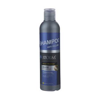 Photo of شامپو ضد زردی آتوسا مدل Professional حجم ۲۵۰ میلی لیتر Atousa Professional Anti-jaundice Shampoo 250 ml